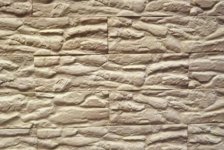 Искусственный камень из гипса - Камень дерево