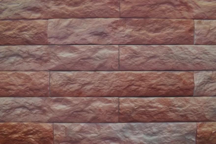 Искусственный камень из гипса - Мрамор длинный 1