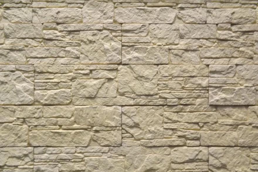 Искусственный камень из гипса - Сланец Аппачи 2