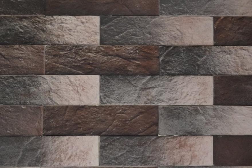Искусственный камень из гипса - Старый Кирпич 4