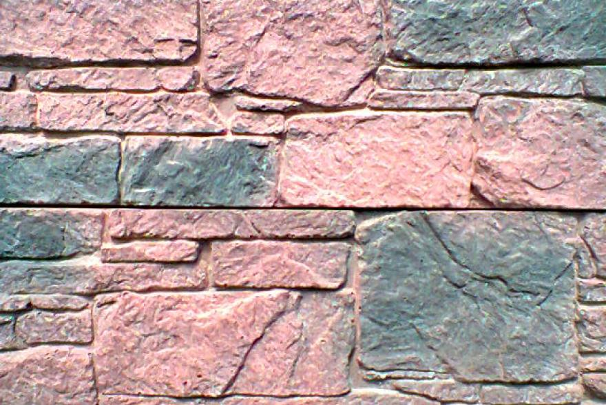 Искусственный камень из полимербетона - Сланец Аппачи